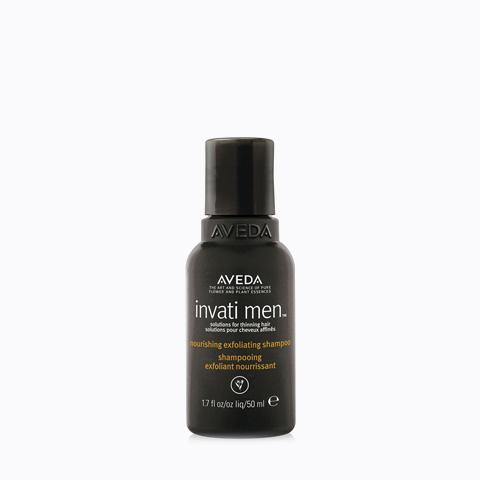 Invati Men Exfoliating Shampoo Travel Size 50ml
