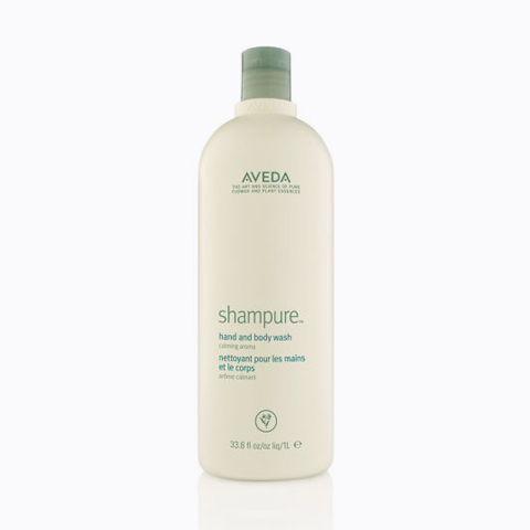 Shampure hand and body cleanser